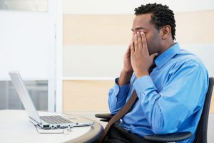 Computer Eye Strain | Staffing Agency | Colorado | Employment Soultions